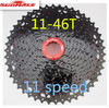 SunRace CSMX8 11 46T 11 Speed MTB Bike Cassette Freewheel Wide Ratio Bicycle Mtb Freewheel Cassette