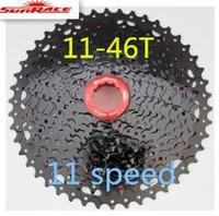 SunRace CSMX8 11 46T 11 Speed MTB Bike Cassette Freewheel Wide Ratio Bicycle Mtb Freewheel Cassette