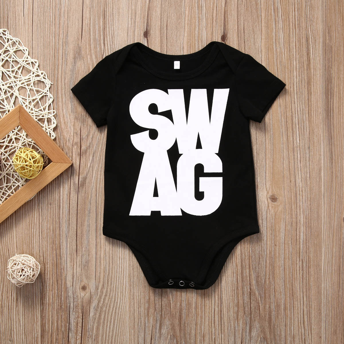 Newborn Baby Boys Girls Romper Bodysuit Jumpsuit Outfits Sunsuit Clothes Summer