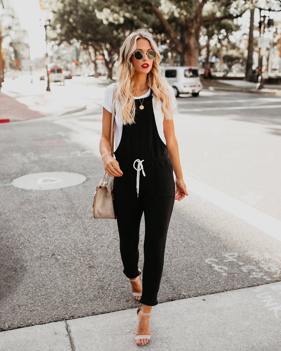 2018 New Arrivals Black Spaghetti Rompers Womens Long Pants Bandage Overalls Rompers Womens Jumpsuit Womens Clothing 7
