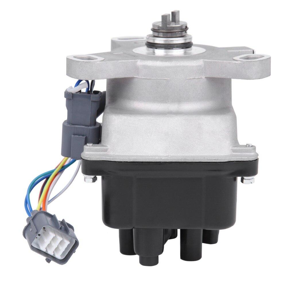 (Shipping From US) Ignition Distributor for 92-95 Honda Civic 1.5L 1.6L VTEC fits D16Z6OBD1 TD-42U