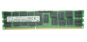 Image 3 - Samsung DDR3 4GB 8GB 16GB server memory 1333 1600 1866 MHz ECC REG DDR3 PC3 10600R 12800R 14900R Register RIMM RAM X58 X79