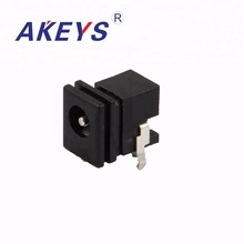 20PCS DC-039 3PINS 5.1MM*1.65MM Electrical Plug Type DC power jack with 1 fixed feet