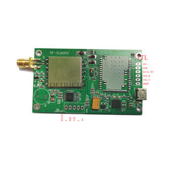 UHF RFID reader module USB/RS232/TTL interface with uart UHF Passive 6C UHF reader module SDK+MEDO+Documentation+Antenna