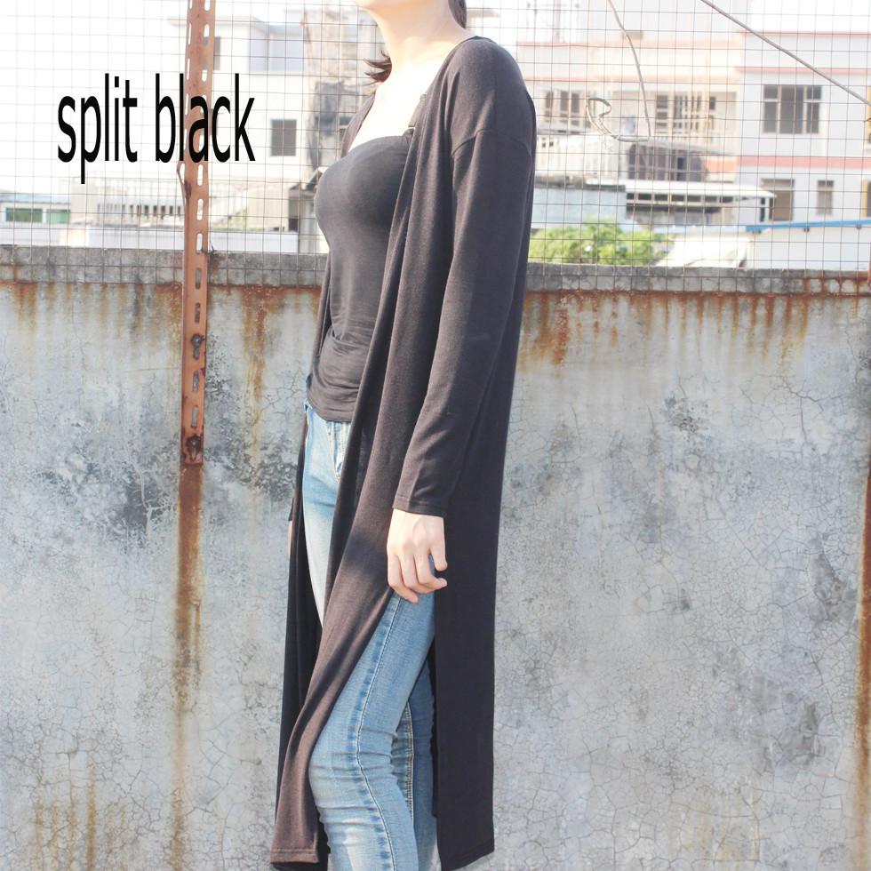 split black