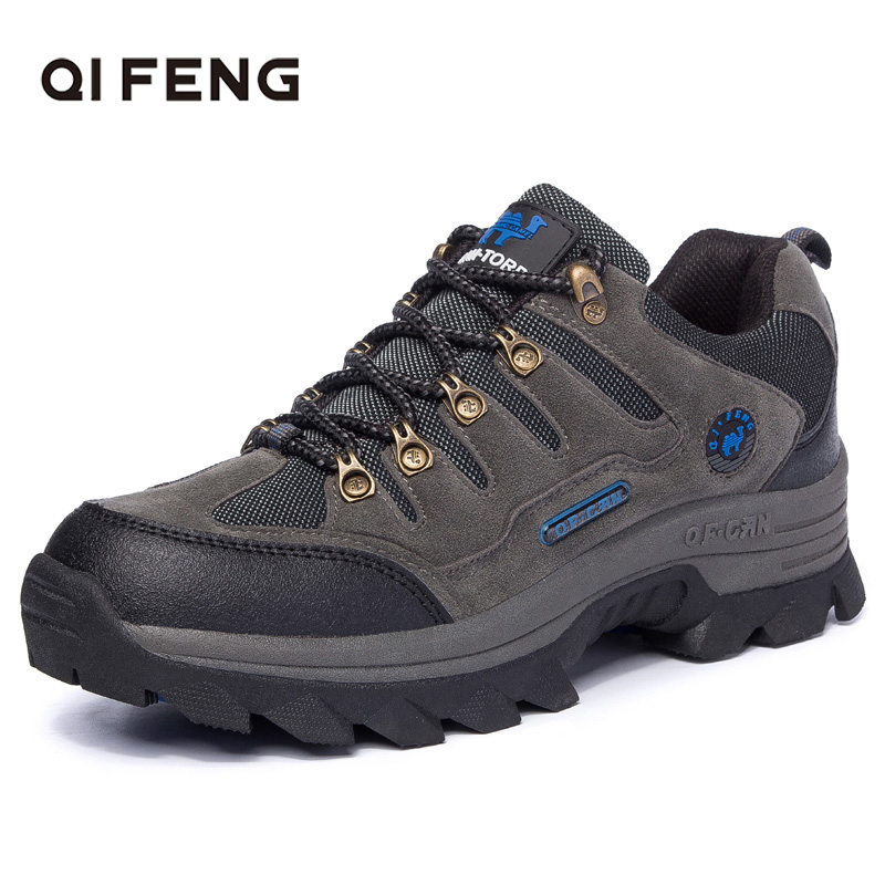 High Quality Hiking Shoes New Pro-Mountain Brand Outdoor Mens Sport Trekking Footwear Mountain Woman RockClimbing Athletic ShoesHigh Quality Hiking Shoes New Pro-Mountain Brand Outdoor Mens Sport Trekking Footwear Mountain Woman RockClimbing Athletic Shoes