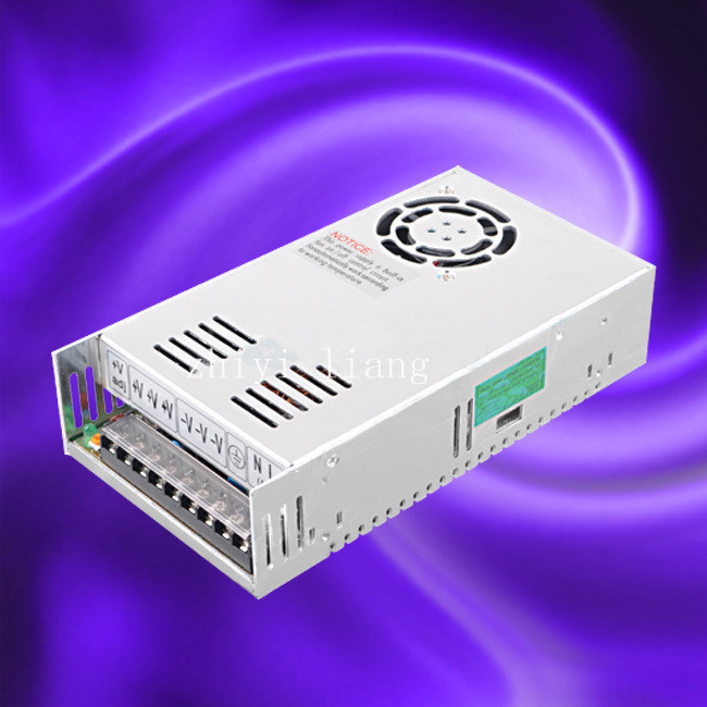 ФОТО 36V 10A 350W  Universal Regulated Switching Power Supply for CCTV Led Radio LED Strip Light AC110-240V