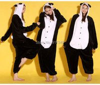 Red Tear Pand One Piece Costume Onesies Pajamas Jumpsuit Hoodies Adults Cosplay Kigurumi Costumes for Halloween and Carnival