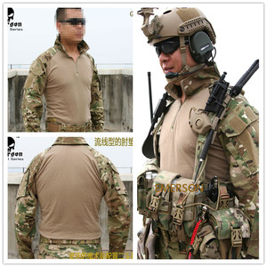 Emerson Tactical G3 koszula bojowa Emerson BDU wojskowe armii koszula Multicam EM8567