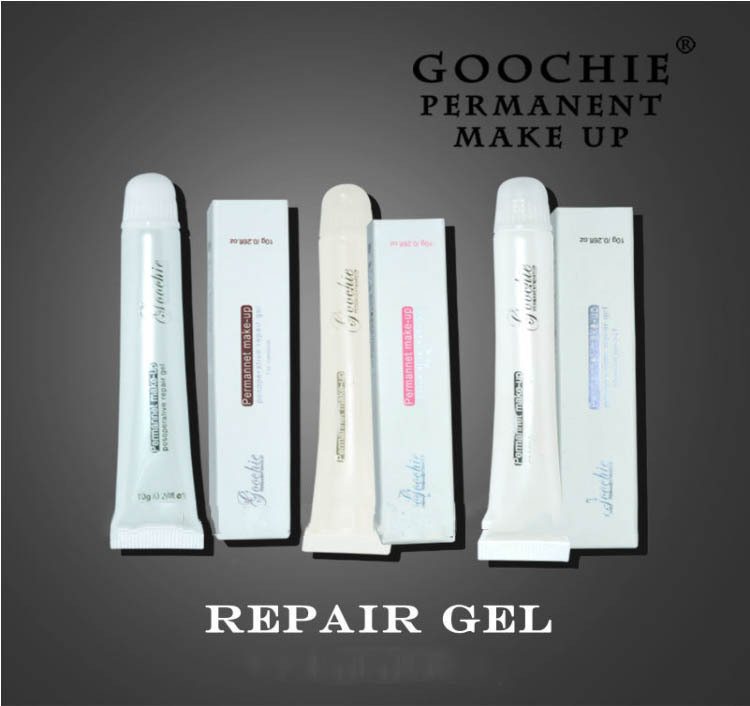 Goochie Permanent Makeup Aftercare Gelcream For Eyebrow Lips Tattoo