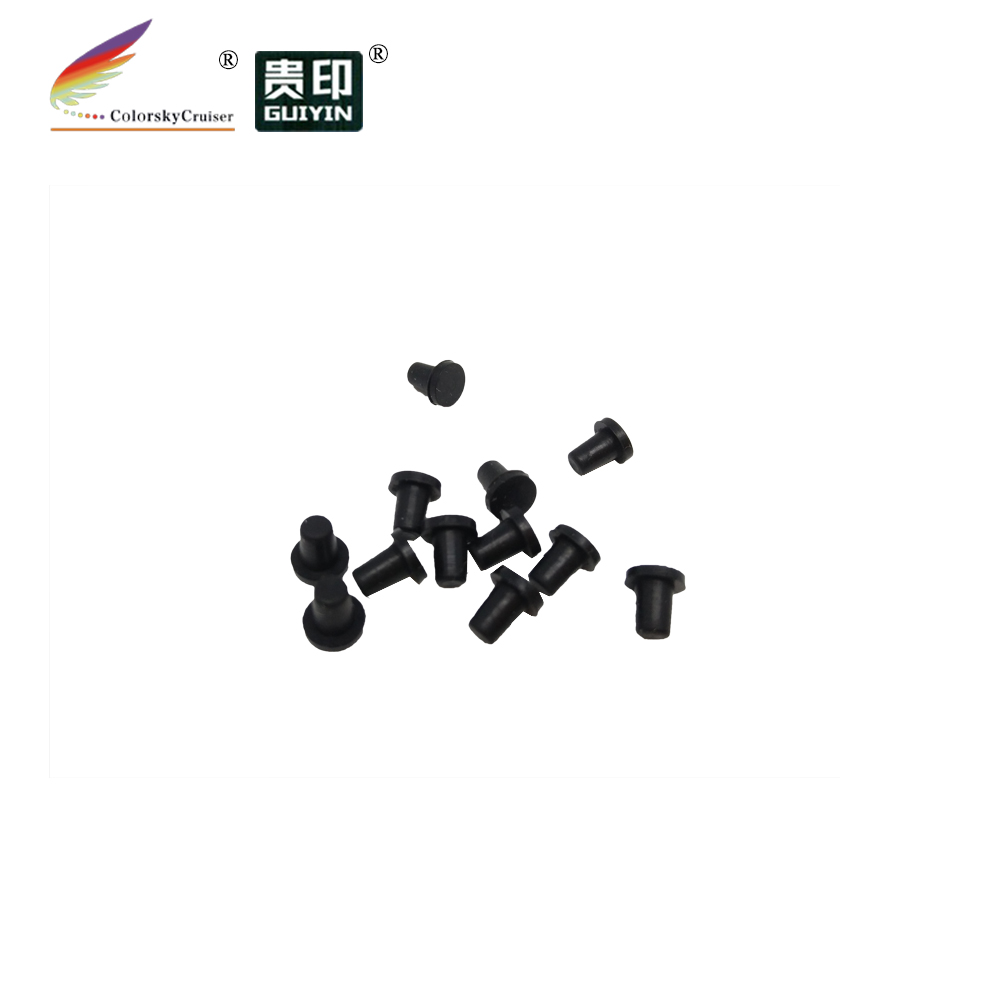 e-c80 Sealing Fill Hole Rubber Plug For Epson C80 C 80 Plug Cartridge With Chip 6*5mm 0.075g/pc 200pc/lot Lustrous Printer Parts Back To Search Resultscomputer & Office