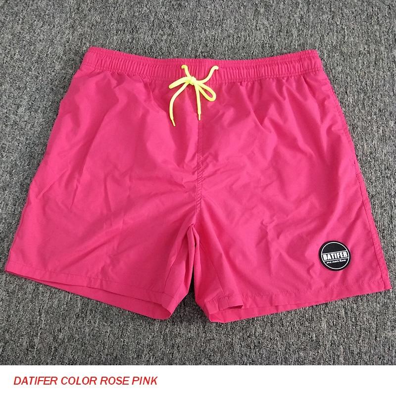 Datifer Brand Man Board Shorts Male Athletic Running Shorts Surf Swimwear Beach Short For Man Gym Shorts Size 3XL dcore ft athletic shorts