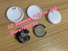 CC2541 Beacon bluetooth module build-in iBeacon firmware and Coin-type cell transposon (without CR2032 battery)