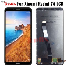 """100% Tested For Xiaomi Redmi 7A LCD Display Touch Screen Digitizer LCD For 5.45"""" Redmi 7A LCD Display replacement repair parts"""