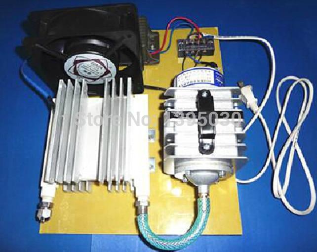1pc Air Cleaner Oxygen Portable Ionizer Generator Sterilization Disinfection Clean Room 220V Ozone Generator Kits цена и фото