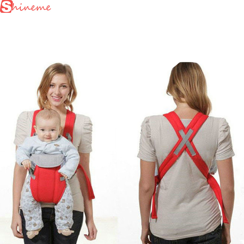 new High Quality Multi functional 3 24month Infant Sling Baby Carrier Backpack Kangaroos For kids Bag