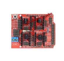 Free Shipping ! A4988 Driver CNC Shield Expansion Board for Arduino V3 Engraver 3D Printer FZ1350