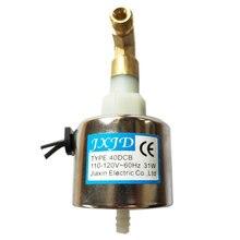 AC 220V-240V 50HZ  31w Oil pump For 1200w 1500w Smoke machines Stage effect fog Machine Parts high power models 40dcb 31 hood pump voltage 220 240v 50hz power 31w