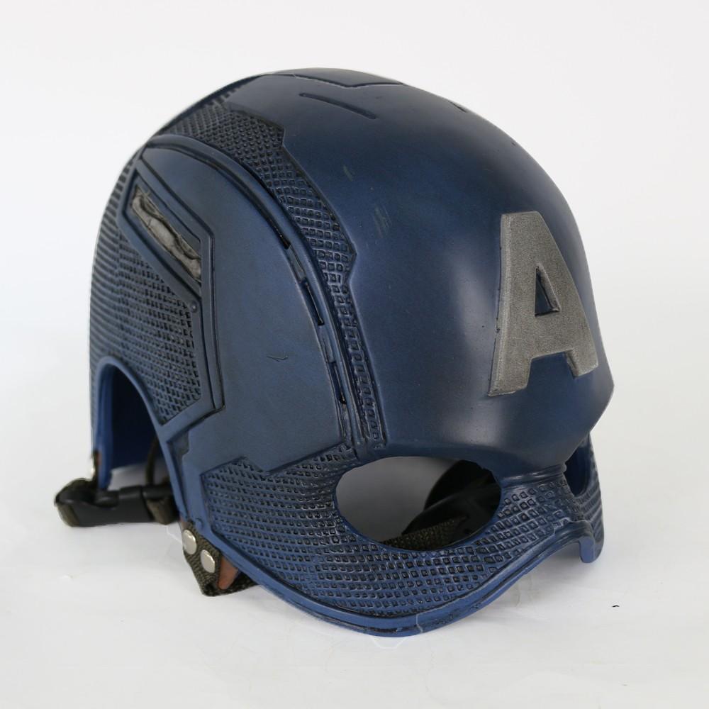 2016 Movie Superhero Helmet Captain America Civil War Helmet Mask Cosplay Steven Rogers Halloween Helmet For Collection44