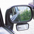 Napolex Car Rear Mirror Clear View,Brand Auto Safety Mirror Especially suitable for SUV, trucks and other large vehicles,BW-32