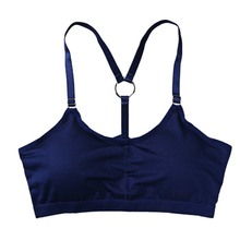 Women Yoga Running Sports Bra Pro Absorb Sweat Top Gym Fitness Seamless Padded Vest Tanks 6 Colours