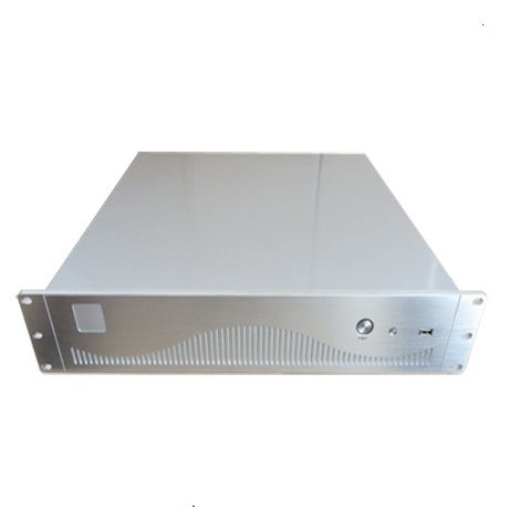 все цены на Server computer case 2U380MM  firewall rack-mounted router S2380 aluminum panel Chassis онлайн