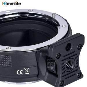 Image 5 - 소니 a7 a9 a7ii a7rii a7riii a6500 등을위한 e 마운트 카메라에 캐논 ef/EF S 렌즈 용 commlite 전자 af 렌즈 어댑터 링