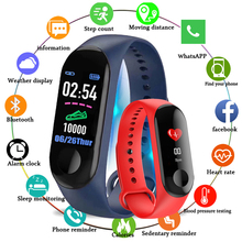 Bluetooth Sport Smart Wristband Blood Pressure Heart Rate Mo
