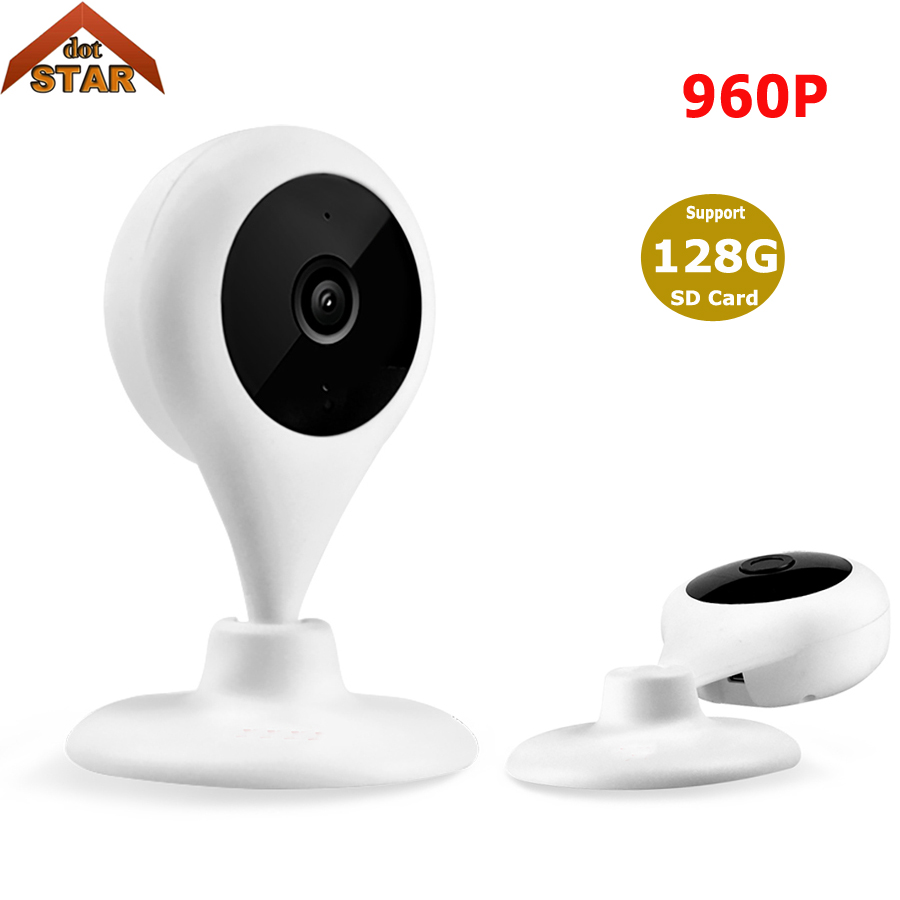 Stardot Home Wifi IP Camera Wireless Night Vision Wireless camera monitor 960P Two-way Audio Video Samart Webcam howell wireless security hd 960p wifi ip camera p2p pan tilt motion detection video baby monitor 2 way audio and ir night vision