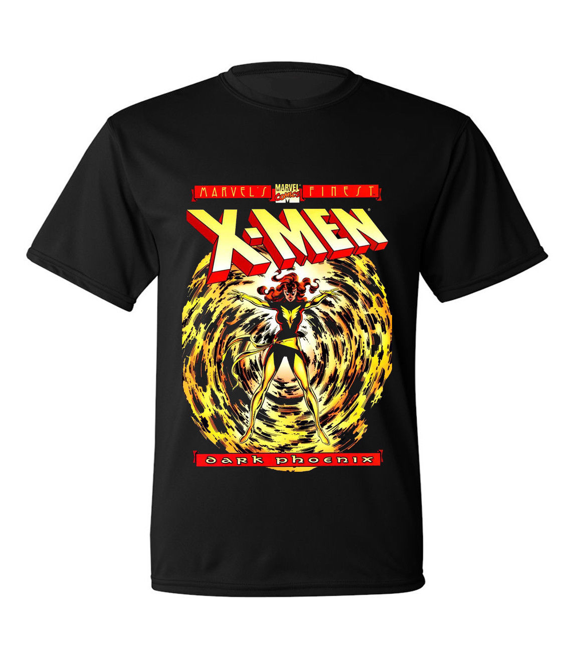 The Movie 2018 X Men Dark Phoenix Jean Grey T Shirt ( S