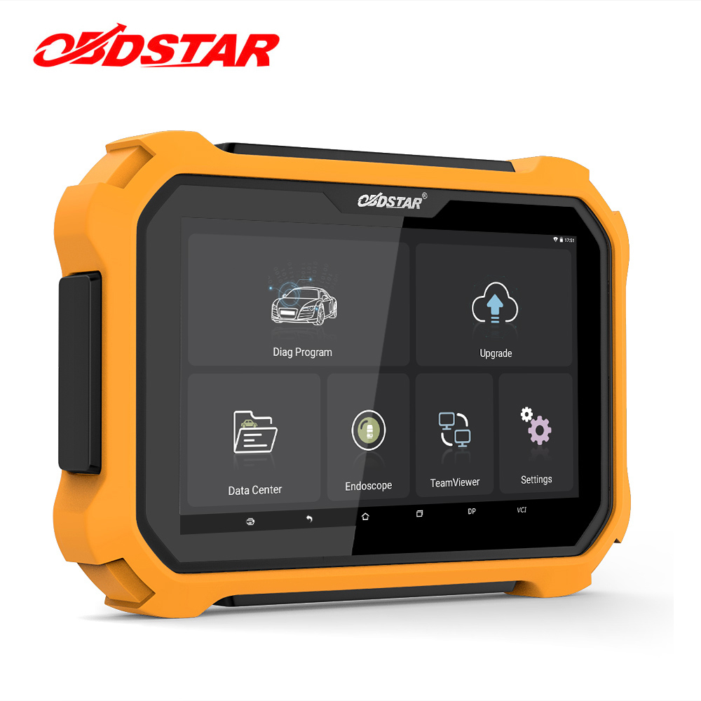 OBDSTAR X300 DP Plus Auto Key Programmeur EEPROM/PIC Adaptateur Immobilisation Ajustement D'odomètre OBD2 Voiture Outil De Diagnostic X300 PAD2