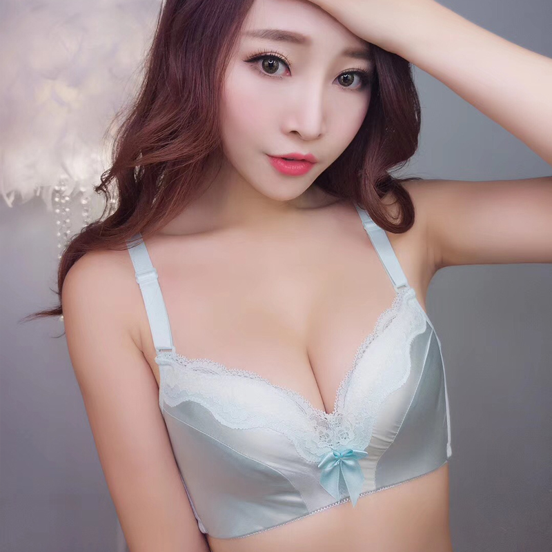 Sexy Women Lace Underwear Wire Free bra Fashion Women bralette Clothing Intimates Push Up bra Ladies Bras Hot Sale