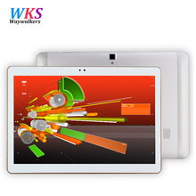 2017 Newest Waywalkers T805G 4G LTE Android 6.0 octa core 10 inch tablet pc 4GB RAM 64GB ROM 5MP IPS MT8752 Best Christmas Gift