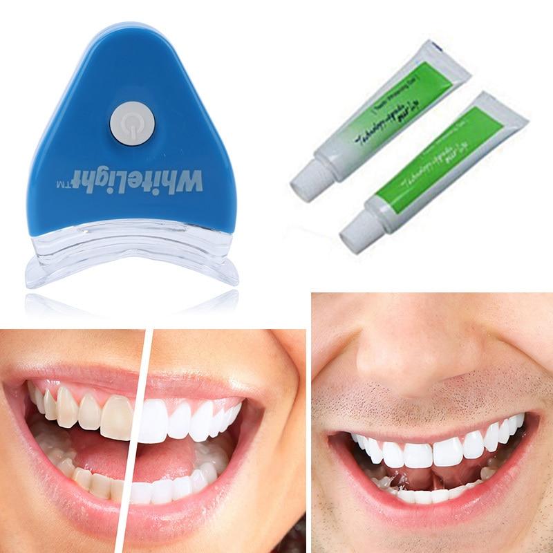 Schönheit & Gesundheit Dental Teeth Whitening Licht Led-bleich Zähne Beschleuniger Für Aufhellung Zahn Kosmetische Laser Neue Frauen Schönheit Gesundheit Hohe QualitäT Und Preiswert Mundhygiene
