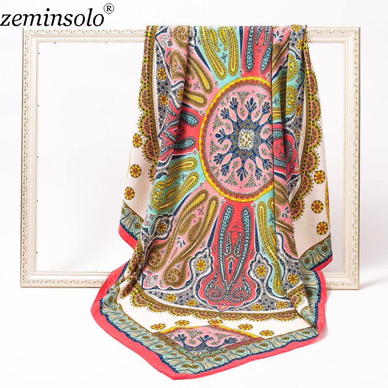Hot sale   Scarves   Pashmina 120*120cm Cotton   Scarf     Wrap   Shawl Winter   Scarf   Women's   Scarves   Square Blanket Cachecol High Quality