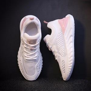 Image 1 - Women Sneakers Summer Breathable Mesh Brand Shoes for Woman Tenis Feminino Ladies Shoe Basket Femme New Designer Dropshipping
