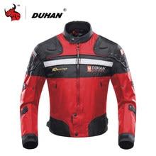 134e69f2fd2 DUHAN Moto Racing Chaqueta de La Motocicleta A Prueba de Viento Chaquetas  jaquetas de motociclista Armadura