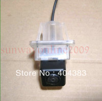 CAR REAR VIEW COLOR CCD WATERPROOF WITH REFERENCE LINE NIGHT VISION CAMERA FOR Mercedes Benz C