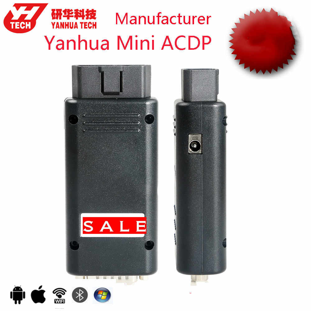 Detail Feedback Questions about Yanhua Mini ACDP full modules for