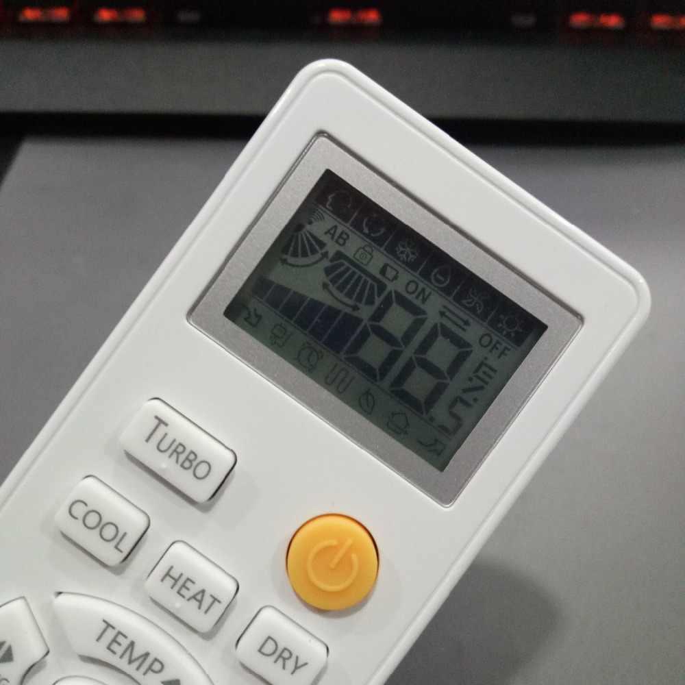 0010401715BE дистанционного Управление Замена для Haier Westinghouse дистанционное управление кондиционером