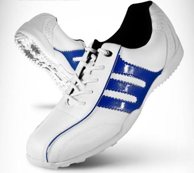 b57943fb5b4f1 Des Produits de qualité! PGM Enfants Garçon et fille chaussures de golf de  Mouvement Enfants