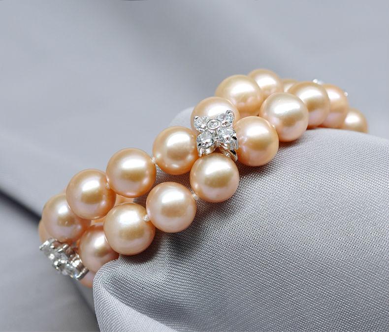 freshwater pearl bracelet 33