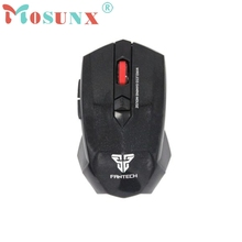 2.4Ghz Mini portable Wireless Optical Gaming Mouse For PC Laptop Drop Shipping Nov3 computer accessories