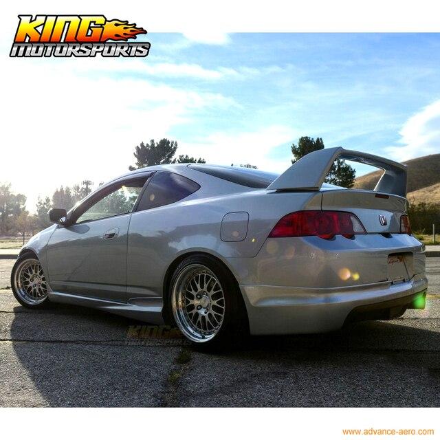 For 02 03 04 Acura RSX Coupe 2Dr MUG Urethane Rear Bumper