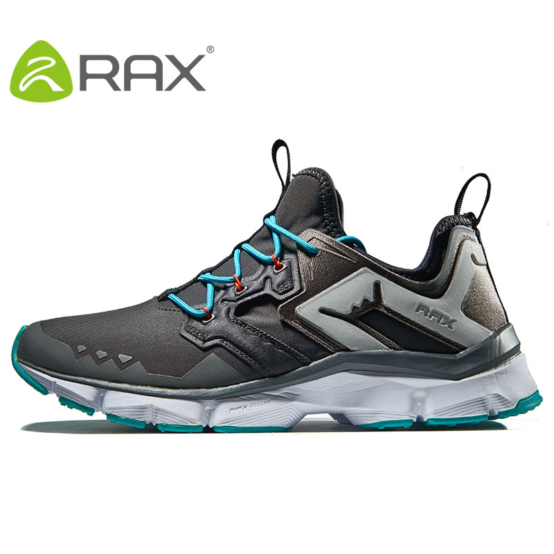 RAX 2017 Mens Running Shoes Breathable Running Sneakers For Men Cushioning Outdoor Sports Sneakers Trail Running Trainers Men
