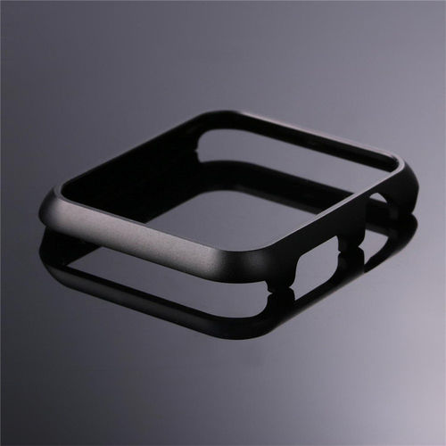 Udskiftning Aluminium Metal Frame Frame Holder Cover Cover Shell - Tilbehør til ure - Foto 3
