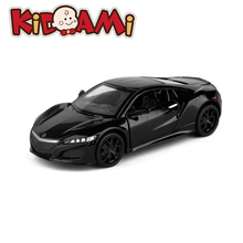 KIDAMI 1:32 honda Acura Model Car Alloy Diecast Pull Back High Simulation Car Toy For Kids oyuncak License Collection Gift цена и фото