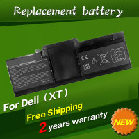 JIGU Laptop Batterij MR369 312-0650 PU536 451-10498 451-10499 VOOR DELL Latitude XT Tablet PC