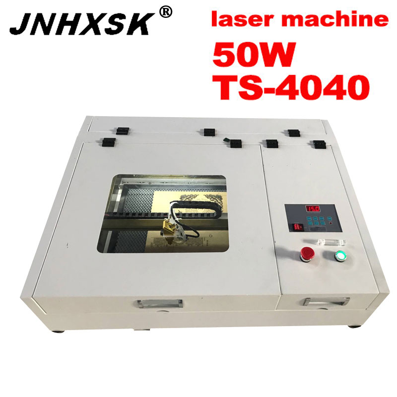 50W Co2 Laser 4040 Laser Engraving Machine Cutting Machine Plywood,Wood ,Mdf,Acrylic,Crytal, Glass, Paper, Plastic, Plexigl