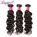 New 7A Unprocessed Brazilian Virgin Hair Natural Wave 3PCS Lot, Cheap Brazilian Natural Wave Virgin Brazilian Hair Bundles Deal